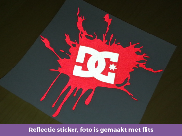 Reflecterende stickers