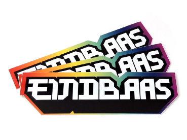 Full color stickers