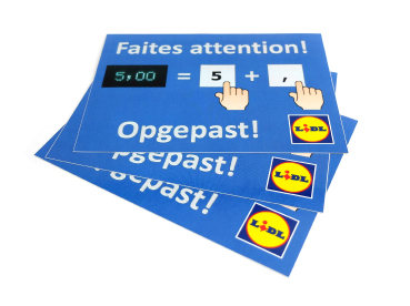 Grote stickers